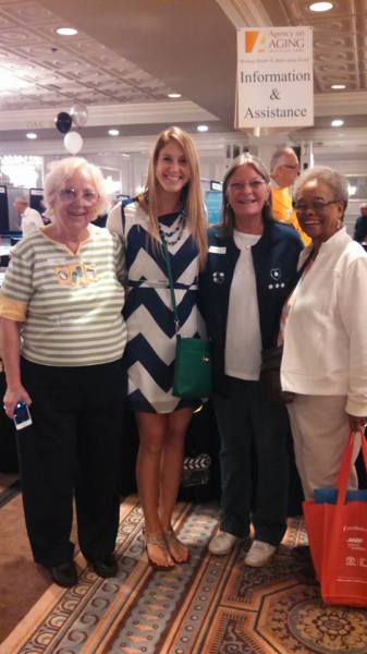 Drury Lane Senior Expo 2015